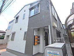 JR中央本線 三鷹駅 徒歩9分の賃貸アパート
