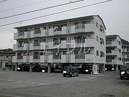 ハイツハピィバリーIIA棟[3階]の外観