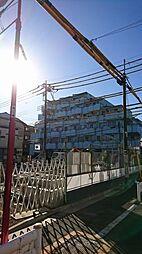 東京都大田区池上7丁目の賃貸アパートの外観