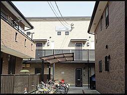 ライズワン湘南[101号室]の外観