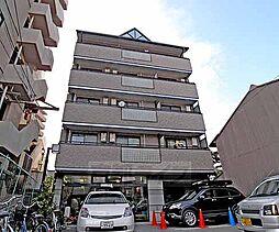 京都府京都市上京区田中町の賃貸マンションの外観