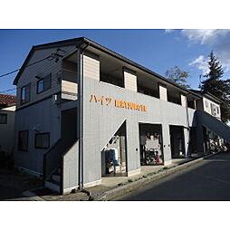 ハイツMATSUNOYA[2階]の外観