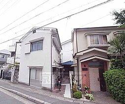 京都府京都市左京区山端川原町の賃貸アパートの外観