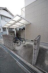 ハイツアジュレ[1階]の外観