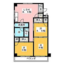 牛田駅 5.4万円