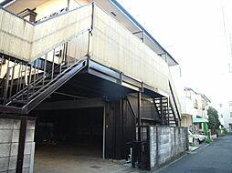 第3石川荘[202号室]の外観