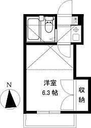 グリーンコート湘南I[1階]の間取り