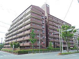 ライオンズマンション・MAXIM櫛原[8階]の外観