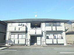 パミドールA[2階]の外観