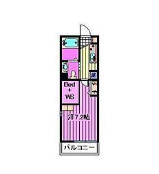 (仮称)セレ高鼻町[302号室]の間取り