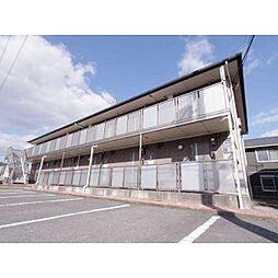 奈良県香芝市狐井の賃貸アパートの外観
