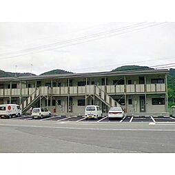 兵庫県豊岡市滝の賃貸アパートの外観