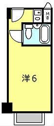 スティディオ堺フェニックス[3階]の間取り