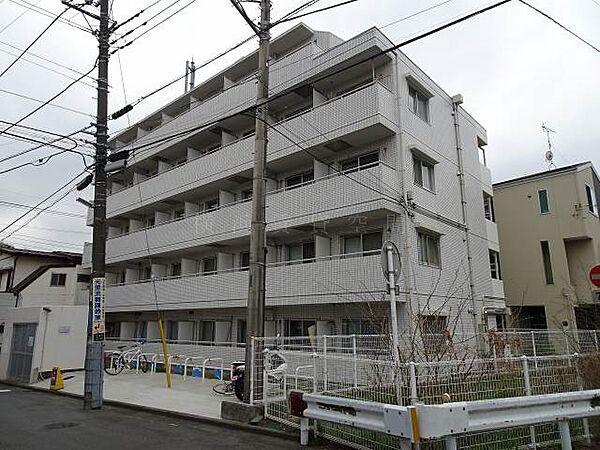 TOP横浜上永谷[3階]の外観