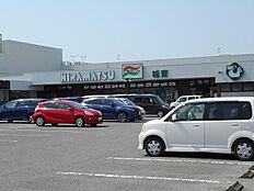 スーパーヒラマツ城東店まで836m