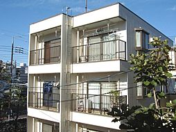埼玉県さいたま市浦和区常盤1丁目の賃貸マンションの外観