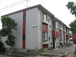 アーバンユニピアB棟[202号室号室]の外観