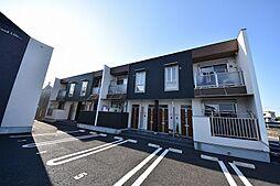 MIKI HOUSEIII A棟[1階]の外観