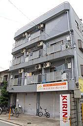 コーポウエスト守口[2階]の外観