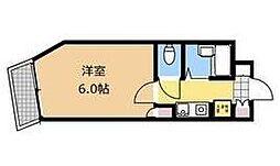 神奈川県相模原市中央区すすきの町の賃貸マンションの間取り