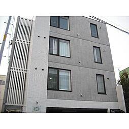 北海道札幌市北区北十八条西2丁目の賃貸マンションの外観