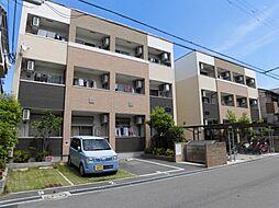 フジパレス堺香ヶ丘ノース[201号室号室]の外観