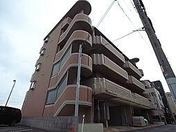 兵庫県明石市鍛治屋町の賃貸マンションの外観