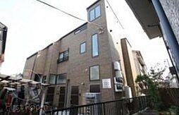 東京都大田区南蒲田3丁目の賃貸アパートの外観