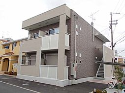 大阪府門真市石原町の賃貸アパートの外観