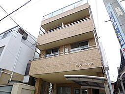 愛知県名古屋市昭和区折戸町1丁目の賃貸マンションの外観