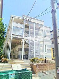 東京都板橋区中台3丁目の賃貸マンションの外観