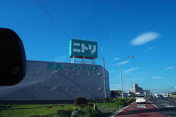 ニトリ岩沼店 ...