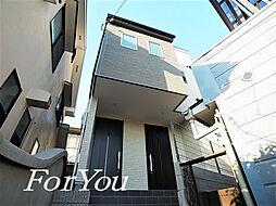 兵庫県神戸市灘区篠原中町4丁目の賃貸アパートの外観