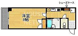 MONAMI[502号室号室]の間取り