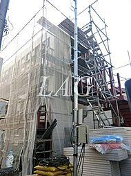 plumas東馬込[2階]の外観