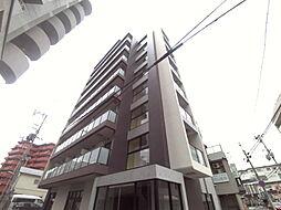 兵庫県神戸市東灘区深江北町4丁目の賃貸マンションの外観