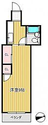 大宮パークハイツ[3階]の間取り