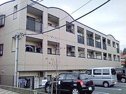 千葉県柏市松ケ崎の賃貸マンションの外観
