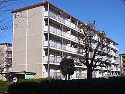 高津団地6街区6棟[3階]の外観