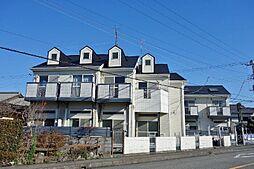 静岡県富士市松岡の賃貸アパートの外観
