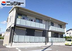 MI・CASA I棟[2階]の外観