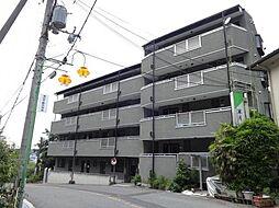 アパートメント翠月[5階]の外観
