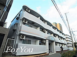 兵庫県神戸市灘区弓木町5の賃貸マンションの外観
