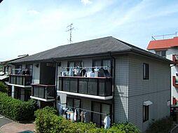 セーズプルミエ A棟[2階]の外観