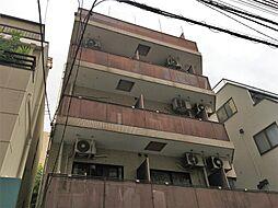 ビーケーワンフラット[2階]の外観