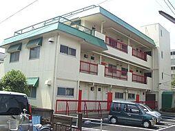 神奈川県横浜市港北区大倉山2丁目の賃貸マンションの外観