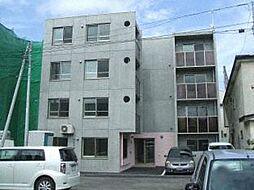 北海道札幌市中央区北四条東5丁目の賃貸マンションの外観
