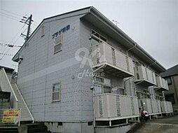 兵庫県明石市朝霧南町4丁目の賃貸マンションの外観