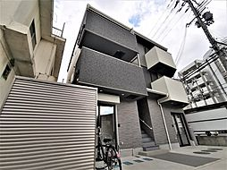 近鉄南大阪線 藤井寺駅 徒歩5分の賃貸アパート