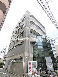 神奈川県茅ヶ崎市浜竹3丁目の賃貸マンションの外観